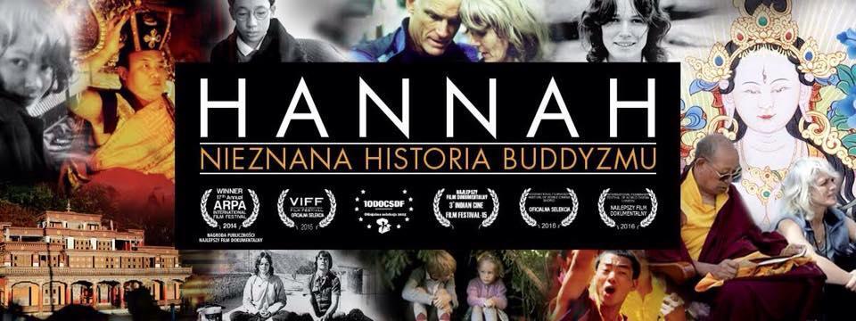 Pokaz filmu 'Hannah. Nieznana historia buddyzmu' w Andromedzie